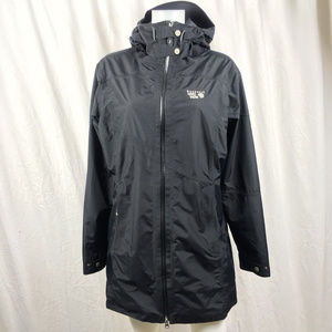 Mountain Hardwear Elana Rain Coat Jacket Hooded